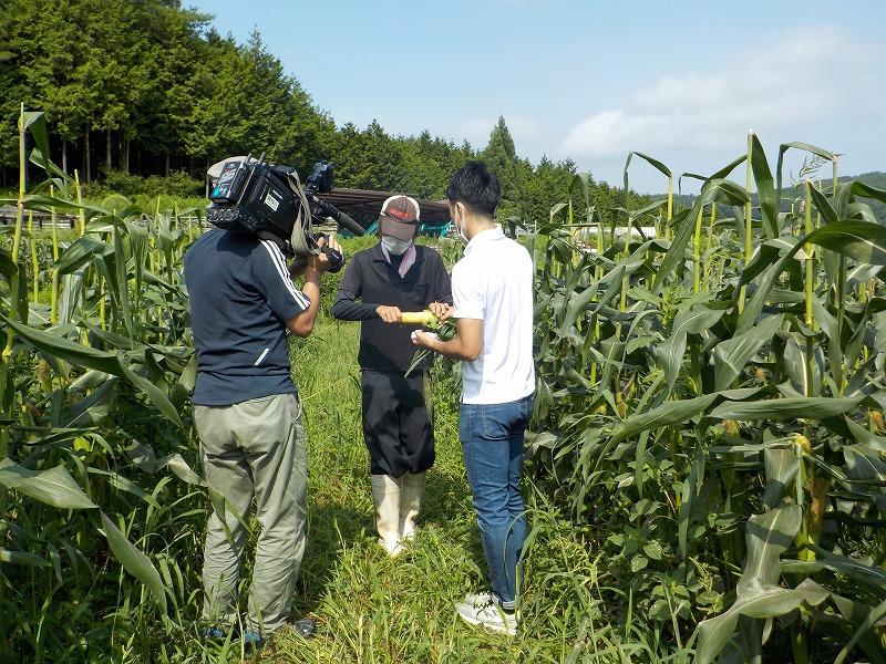 RSKテレビの取材がありました。